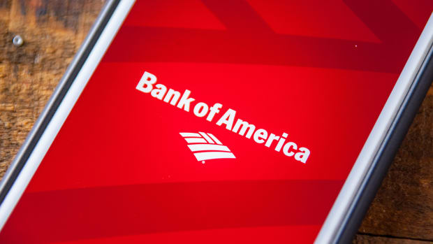Bank of America iphone Lead
