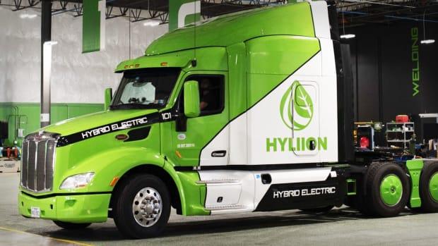 Hyliion Lead