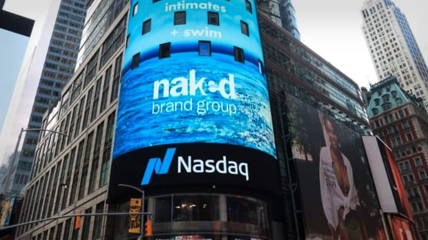 Naked Brands Lead