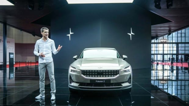 Shanghai Auto Show 2021: Volvo's Premium EV Brand Polestar May Ride On The Back Of A SPAC Listing To Get Access To Funding