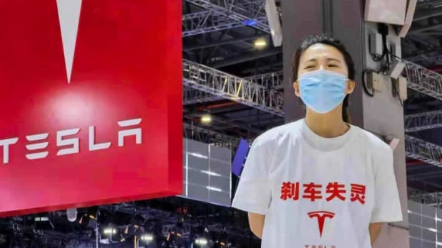Tesla Says Sorry To Chinese Buyers, Back-peddling On Its 'no Compromise' Attitude Towards 'unreasonable' Customer Grievances As Pressure Mounts On Social Media And State Press