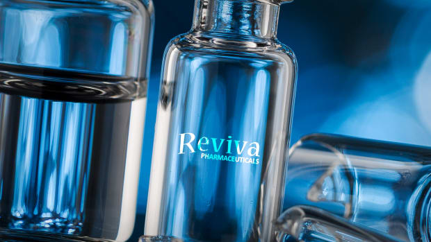 Reviva Pharmaceuticals Lead