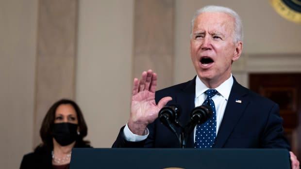 Joe Biden Speech Lead