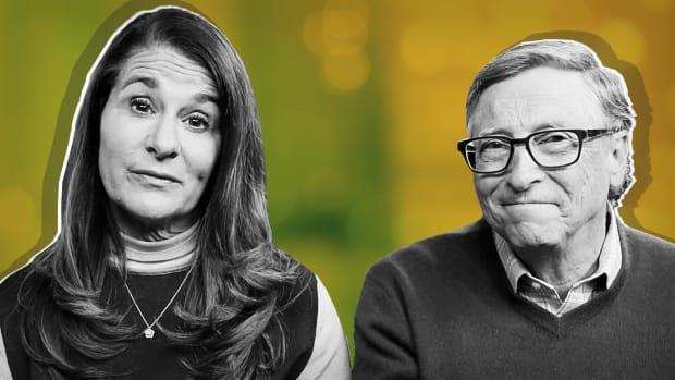Bill Gates Melinda Gates Lead