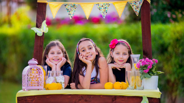 entrepreneur kids lemonade sh