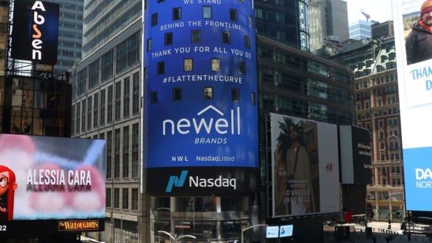 Newell Brands Lead