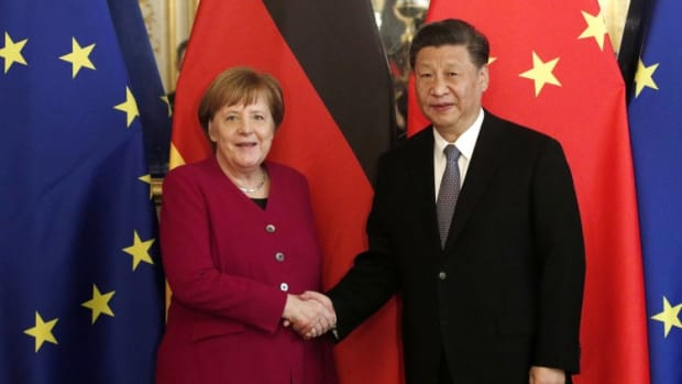 EU Denies It Has Suspended Efforts To Ratify China Investment Deal
