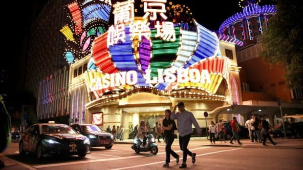 UBS Bullish On Macau Casino Operators As Swiss Bank Expects Gaming Hub To Benefit From Pent-up Demand