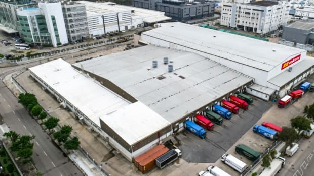 Hong Kong Retail Giant, Power Company To Install New Solar Array On Top Of Food Facility