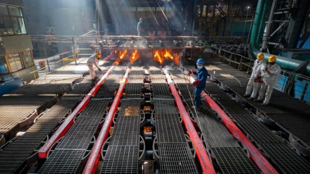 China-Australia Tensions Ratchet Up Unease In Beijing About Surging Iron Ore Prices