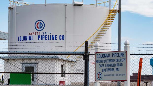 Colonial Pipeline Lead