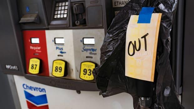Gas Shortage Lead