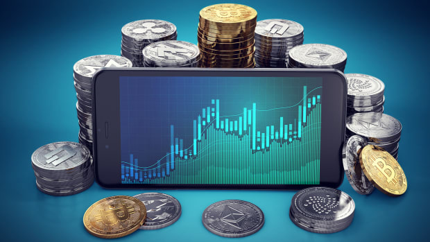 Cryptocurrency Coins 2_051321