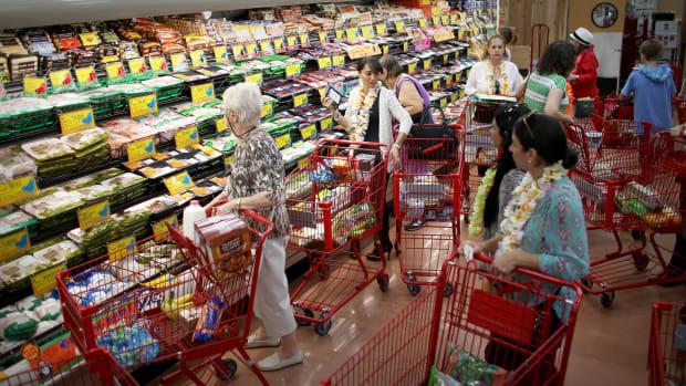 Maskless Shopping Lead