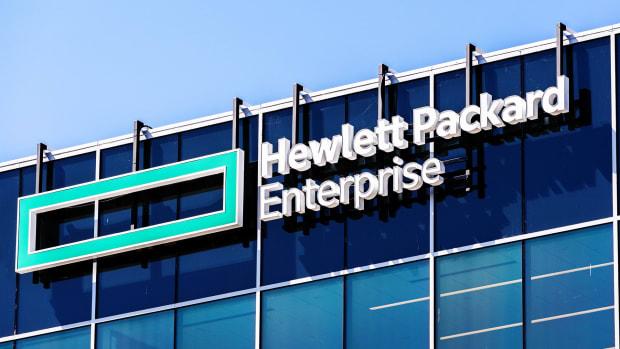 HPE Hewlett Packard Enterprise Lead