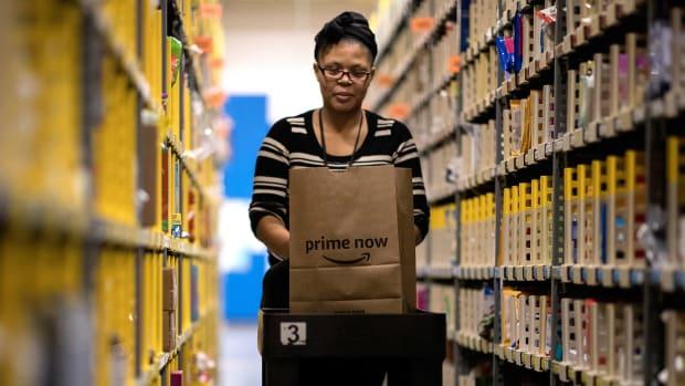 Amazon Prime Now Lead