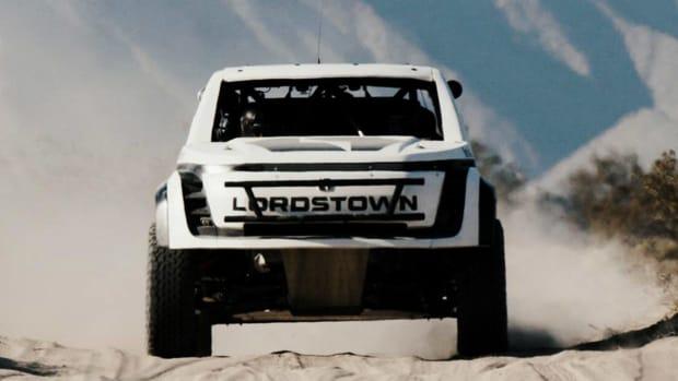Lordstown Lead