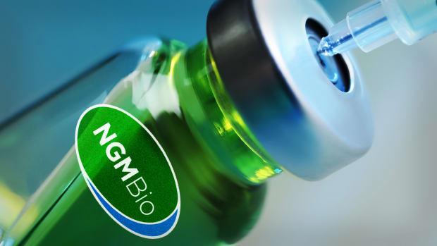 NGM Biopharma Lead