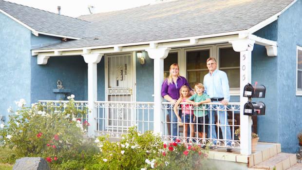 family house porch sh