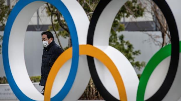 Olympics Tokyo Covid Lead