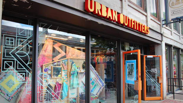 Urban Outfitters Lead