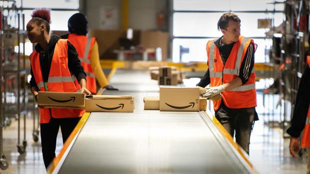 Amazon Lead
