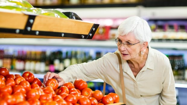grocery prices senior shopping food sh