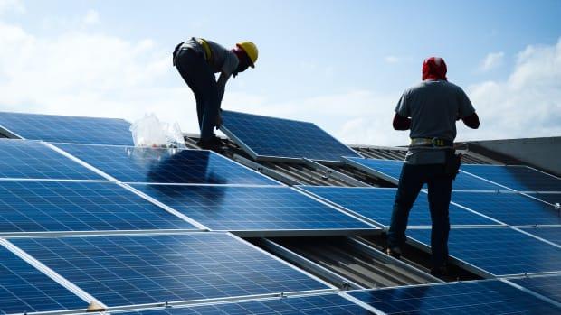 solar panels sh