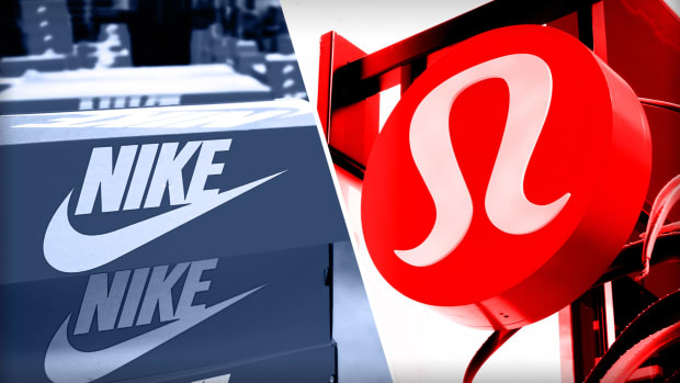 Nike Lululemon Lead