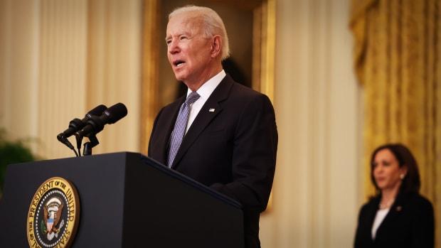 Biden Administration Lead