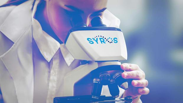 Syros Pharmaceuticals Lead