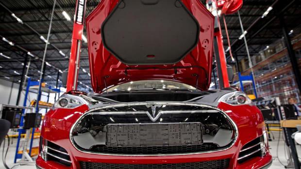 Tesla Factory Lead