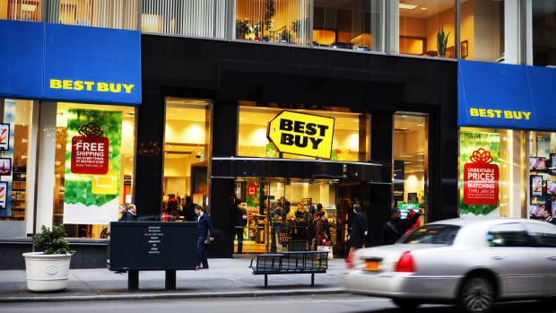 Best Buy Lead