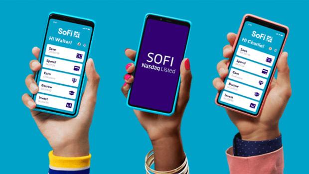 SoFi Technologies Lead