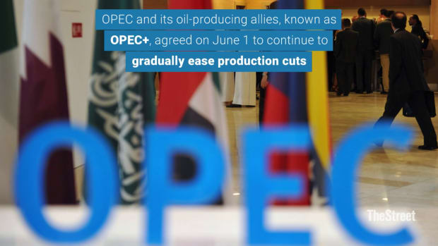 Oil Hits Two-Year High As OPEC Confirms Production Increase