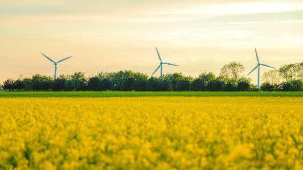 sustainable wind eco environment farm esg sh