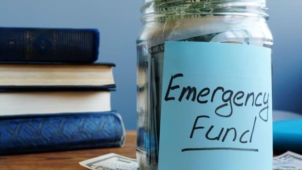 emergency savings sh