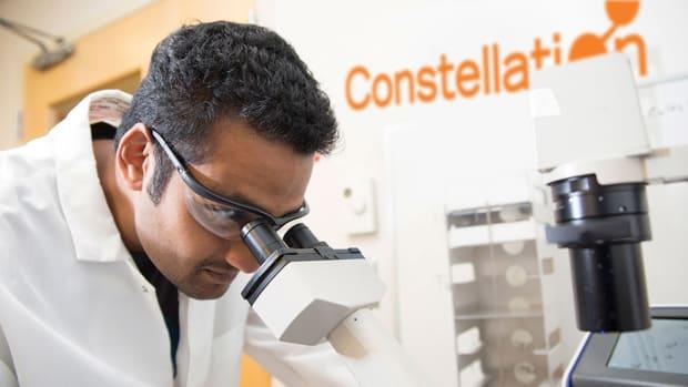 Constellation Pharma Lead