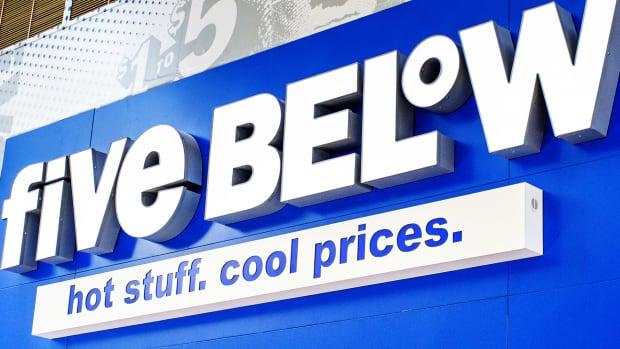 Five Below Retail Lead