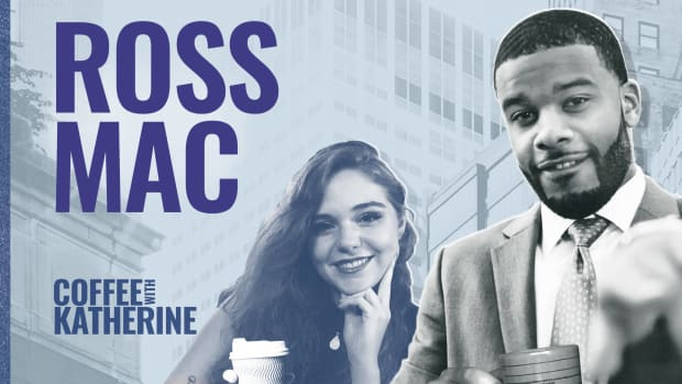 Ross Mac joins the latest episode of Coffee with Katherine.