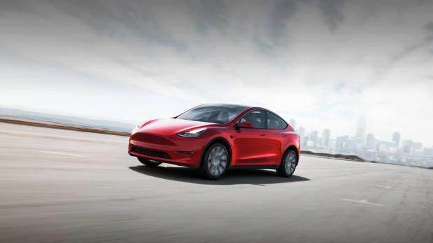 Tesla Model Y Tesla