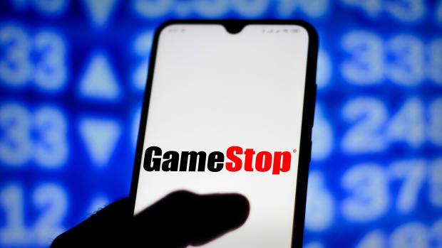 GameStop Lead Graphic