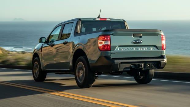 Ford Maverick Hybrid