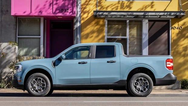 2022 Ford Maverick Pick-up Lead