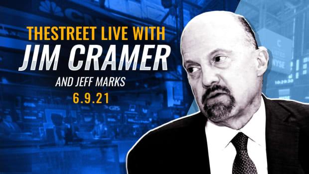 Jim Cramer Live From Floor 6/9/21