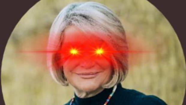 lummis laser eyes