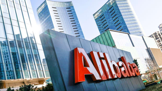 Alibaba was at the centre of a regulatory storm last year. Photo: Reuters