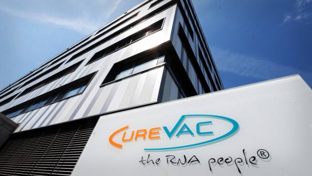 CureVac Lead