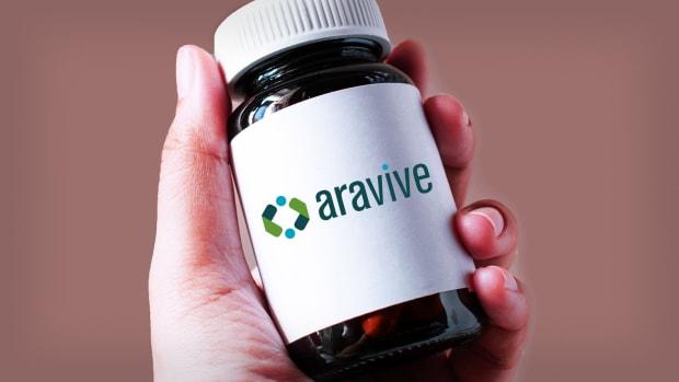 Aravive Lead