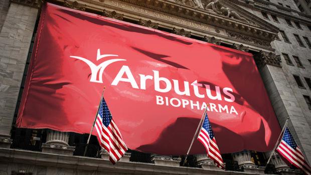 Arbutus Biopharma Lead
